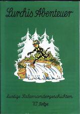 Lurchis Abenteuer lustige Salamandergeschichten 70.Folge von 1994 Werbecomic TOP