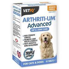 VetIQ Arthriti-UM Advanced 45 Tablets - Hip & Joint Care