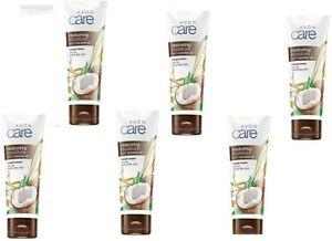 Avon Care Restoring Moisture with Coconut Oil Hand Cream pack of 6 x75ml