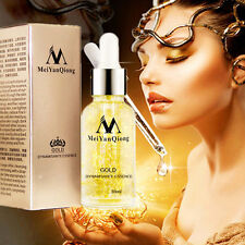 24K Gold Essence Cream Repair lady Collagen Liquid Anti-Wrinkle/Aging FaceBeauty