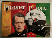 Prisoner 1967 Vol 2 Dance of the Dead (DVD OOP R1 A&E 2001) Patrick McGoohan
