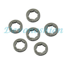 "6pcs clutch drum sprocket .325""-7T 4 husqvarna 340 346xp 345 350 351 346 353 357"