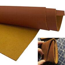 5-6OZ Full Grain Leather Square Premium Genuine Cowhide Pieces Leathercraft USA