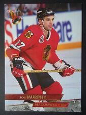 NHL 163 Joe Murphy Chicago Blackhawks Fleer Ultra 1993/94