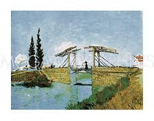 """VAN GOGH VINCENT - BRIDGE - ART PRINT POSTER 11"""" X 14"""" (428)"""