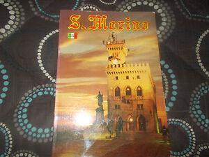 La Repubblica di San Marino Guida Storica e Fotografica 1981 Emilia Romagna