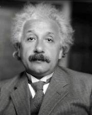 Albert Einstein #8 Photo 8x10  B&W
