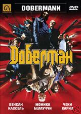 DOBERMANN (1997) - ENGLISH SUBT., NEW NTSC DVD