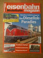 eisenbahn Modellbahn magazin Nr.8 August 2015