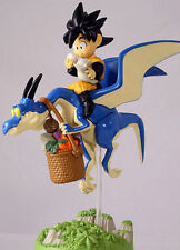Bandai Dragon ball Z Imagination Gashapon Figure Part 2 Goten & Dragon