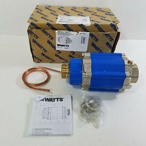 Watts MH001WB Dynamic Balancing Valve Radiant Heating System