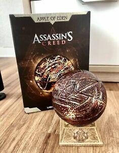 Assassins Creed Collectors Edition Figur Statue-Apple of Eden Edenapfel!Selten!