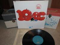10CC Vinyl Lp SELF TITLED W/Inner 1973 London U.K. Records Beauty!