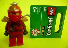 Lego Ninjago Kai ZX 853401 Ninja Schlüsselanhänger Keyring Keychain