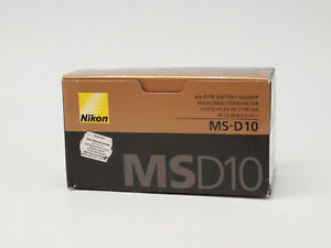 """Nikon MS-D10 """"AA"""" Battery Holder for the MB-D10 Multi-Power Battery Pack"""