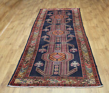 OLD WOOL HAND MADE PERSIAN ORIENTAL FLORAL RUNNER AREA RUG CARPET 330 x 120CM
