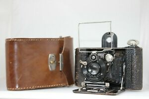 Ica Icarette Folding Camera 6x6 Dresden Novar-Anastigmat
