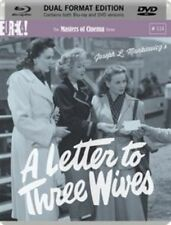 a Letter to Three Wives 1949 Masters of Cinema DVD & Blu-ray Region B