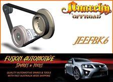 Fan Belt Kit for JEEP WRANGLER TJ 4.0L 6 CYL. EFI MX JEE6