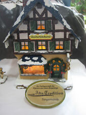 Hubrig Winterkinder Neu 2012 Zuckerbäckerei 15 cm beleuchtbar