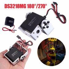 270° Digital RC Robot Servo DS3218MG Metal Gear Dual Shaft Car Robot