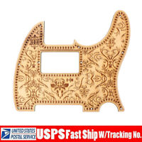 CA Maple Electric Guitar Pickguards for Fender Telecaster TL Tele Guitar Parts