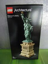 Lego Architecture - la Statue de la Liberté - 21042 - Jeu construction