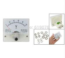85C1-V DC 0-100V Rectangle Analog Panel Volt Meter Voltmeter Gauge