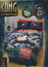 King Kong Duvet   Doona Quilt Cover Set   The 8th Wonder of the World   Double