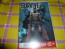 Survive #1 VF/NM Ultimate Marvel