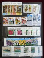 30+ JERSEY MNH MISC. 1984-1995 ANNIVERSARY & COMMEMORATIVE STAMPS