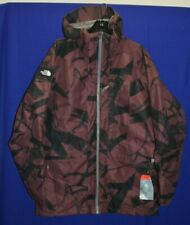 The North Face Men's Repko Insulated Jacket Ski Snow Waterproof M New Red Black