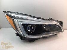 2015 - 2016 Subaru Legacy Outback Halogen LED Headlight OEM RH (Pass.) - Used
