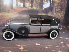 1/43 Franklin Mint  1928 Hispano Suiza HB6