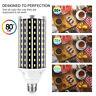 50W Super Bright LED Corn Lamp Bulb 5400 Lumen 500W Equivalent 6500K Cool E27