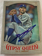 Zach Lee 2016 Topps Gypsy Queen Autograph Signed LA Dodgers Baseball Card