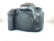 Canon EOS 7D II Professional Digital SLR Camera Body Only - Boxed - JS 181