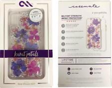 New Original Genuine CASE-MATE Karat Petals Purple Case Cover for iPhone X 10