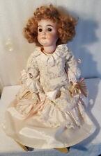 Antique Bisque Doll - Karl Hartmann