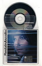 Cd PROMO LAURA PAUSINI Resta in ascolto - Promotional 2004 Cds single Radio