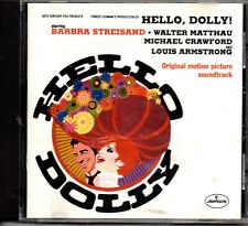 Hello, Dolly Original Soundtrack - Barbra Streisand, Michael Crawford - CD