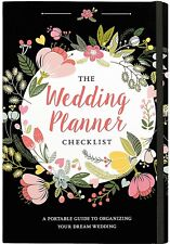 Fab-u-lous Wedding Planner Checklist Notebook A5