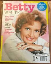 BETTY WHITE: Closer Magazine; 2018 BRAND NEW  in COLTR. SLV.