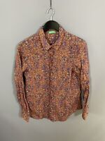 UNITED COLORS OF BENETTON Shirt - Medium - Floral - Great Condition - Women's