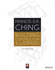 Building Construction Illustrated by Francis D. K. Ching PDF