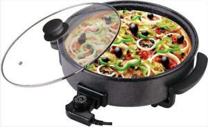 Poele Electrique Multifonction Frire Cuire Maintenir Au Chaud Cuisine Maison