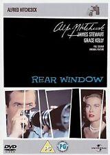 Das Fenster zum Hof von Alfred Hitchcock | DVD | Zustand sehr gut