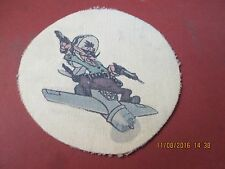 WWII USN DISNEY BANDITS VF-32 FIGHTING THIRTY TWO  SQUADRON  JACKET  PATCH