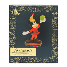 Mickey Mouse Memories Through the Years Sketchbook Ornament June 2018 Beanstalk