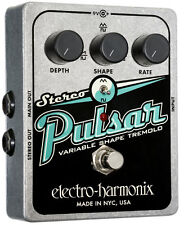 Electro-Harmonix Stereo Pulsar tremolo/vibrato - free shipping